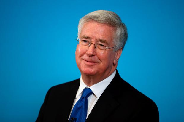 Michael Fallon was accused of a personal attack on Labour's leader Ed Miliband