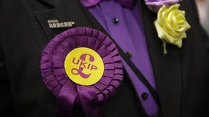 Ukip will announce its third leader in just eight weeks