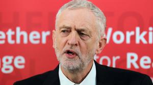 Jeremy Corbyn will warn the social care system is at serious risk of breaking down without more Government investment
