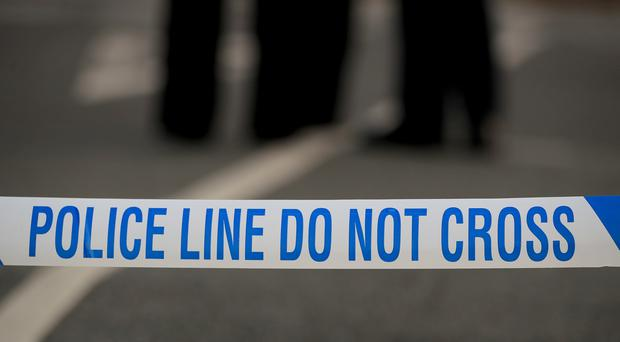 The victim was found suffering stab wounds at an address in Enfield (Peter Byrne/PA)