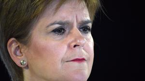 A new expert group is being set up to advise Scottish ministers on Covid-19, Nicola Sturgeon announced (Andy Buchanan/PA)