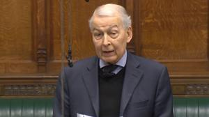 """Frank Field has hit out at Sir Philip Green for issuing """"empty threats"""" against him following their latest clash over the collapse of BHS (PA Archive)"""