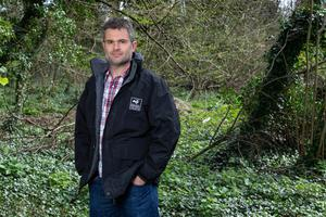 Craig Bennett is the new chief executive of the Wildlife Trusts (Richard Jinman)