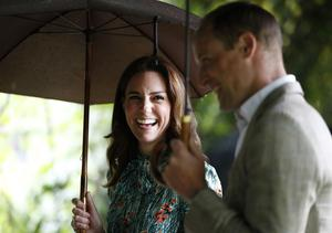 The Duchess of Cambridge is 12 weeks into her pregnancy (Kirsty Wigglesworth/PA)