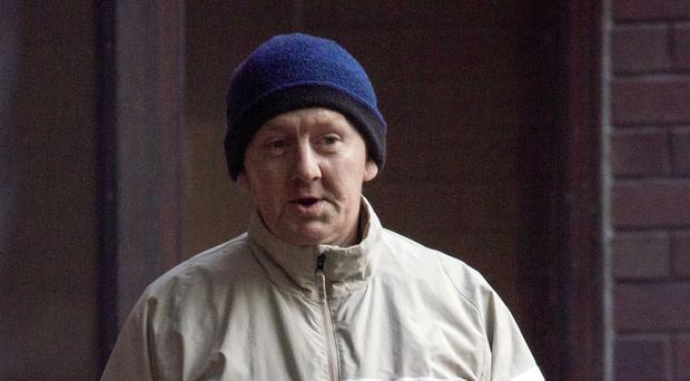Kevin Flanagan was convicted of murder (Steve Parsons/PA)