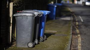 Waste companies have reassured the public that bin collections will continue (Steve Parsons/PA)