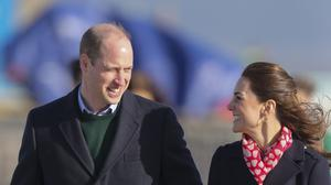 "The Duke and Duchess of Cambridge, who are ""looking forward to building a lasting friendship with the Irish people"" during their first official visit to Ireland, Kensington Palace has said (Steve Parsons/PA)"