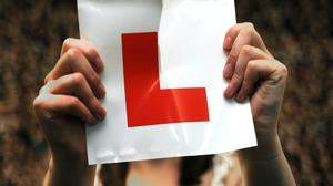 Learner drivers have expressed their relief after tests resumed in England following a four-month suspension (PA)