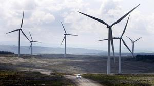Established technologies such as onshore wind farms will compete for up to £65 million in support