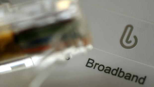 Previous independent testing by consumer groups found that up to three quarters of households were paying for advertised broadband speeds they never received (Rui Vieira/PA)