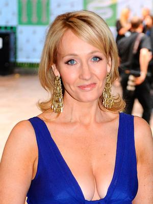 Success: JK Rowling