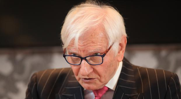 Harvey Proctor described the report as a 'whitewash' (Danny Lawson/PA)