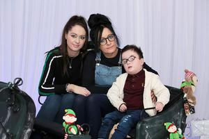 Lisa Lax-Harding with her son Finlay and wife Abbie (Family Handout/Lisa Lax-Harding)