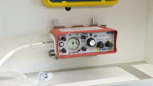 ParaPac ventilator by Smiths Medical. (Smiths Medical/PA)
