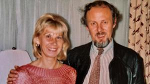 Murder victim Janet Brown and her husband Dr Grahaem Brown (Thames Valley Police/PA)
