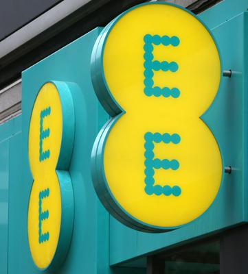 EE was first to launch its 5G network in the UK (Yui Mok/PA)