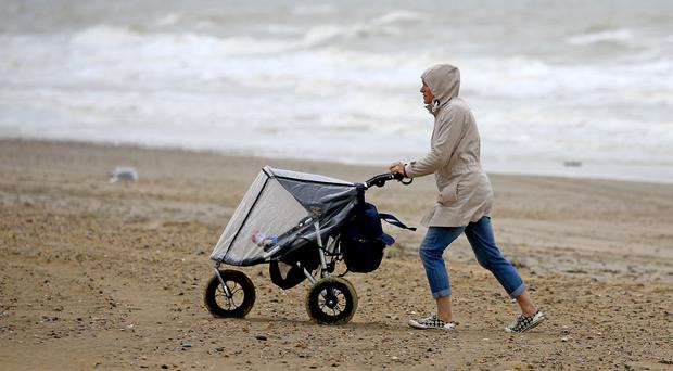 Rain is predicted for much of England and Wales on Tuesday (Gareth Fuller/PA)