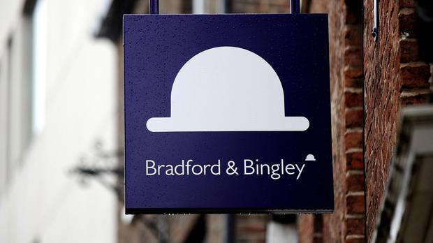 Mortgages belonging to Bradford and Bingley have been sold (John Giles/PA)