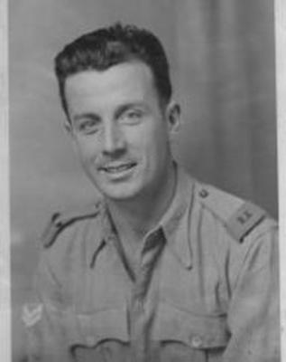 Michael Mooney was part of the British Expeditionary Force (Help for Heroes/PA)