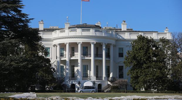 The White House in Washington, USA