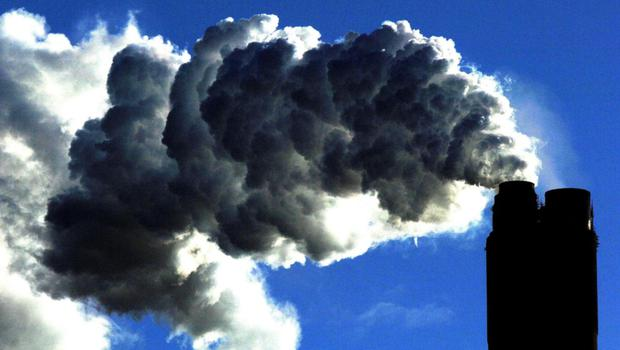 Global carbon emissions were unchanged in 2019, IEA data shows (John Giles/PA)