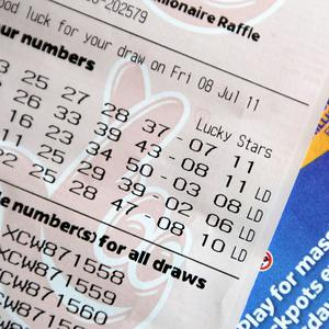 The May 31 EuroMillions draw will offer one UK ticket holder the chance to win a million pounds per month for a year