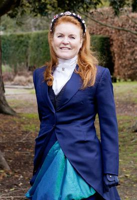 Royal tale: Sarah, Duchess of York, has just landed a deal with Mills & Boon for 'Her Heart is a Compass'
