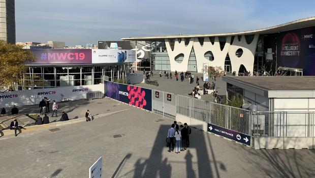 MWC is one of the biggest technology shows of the year, which takes place in Barcelona (Martyn Landi/PA)