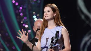 Harry Potter star Bonnie Wright is joining campaigners to launch a survey of plastic pollution in rivers (Yui Mok/PA)