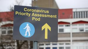 First patients enrolled in clinical trial of possible Covid-19 treatments (Jonathan Brady/PA)