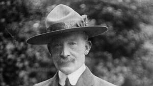Scouts founder Robert Baden-Powell in 1914 (PA)