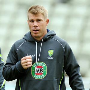 Australia's David Warner has been reported under the CA code of conduct for the second time in recent weeks