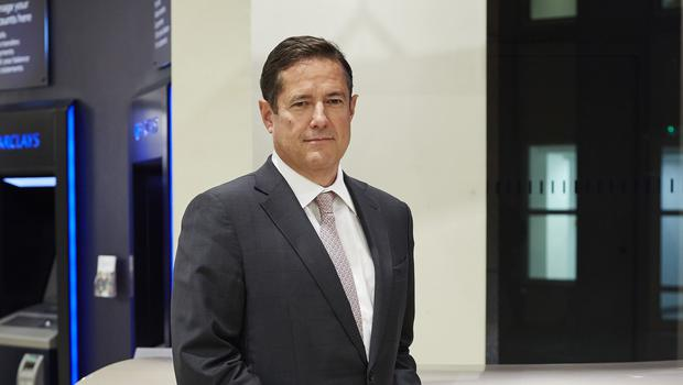 Barclays chief executive Jes Staley is set to meet with Ed Bramson this week (Debra Hurford Brown/Barclays)