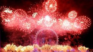 Scotland Yard said there will be around 3,000 officers across central London for the fireworks