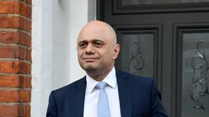 Sajid Javid has accepted a second job with banking giant JP Morgan (Kirsty O'Connor/PA)