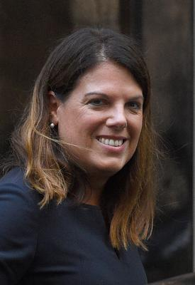 Caroline Nokes said the number of migrants attempting to cross the Channel is concerning (Kirsty O'Connor/PA)