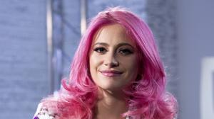 Pixie Lott is a judge on The Voice Kids
