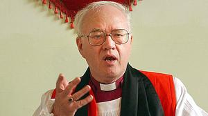 Lord Carey is a former Archbishop of Canterbury (Kirsty Wigglesworth/PA)