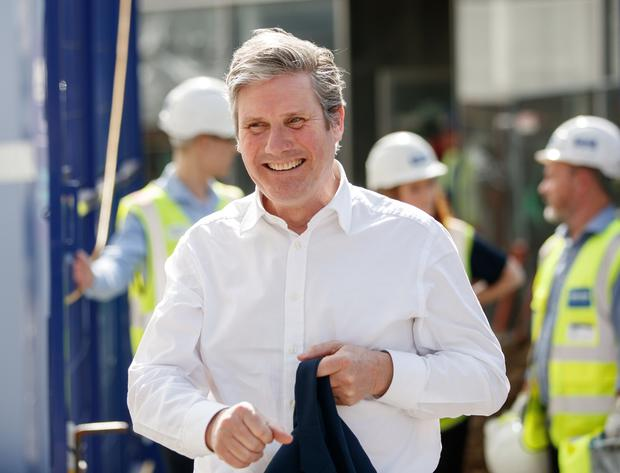 Labour Party leader Sir Keir Starmer (Danny Lawson/PA)