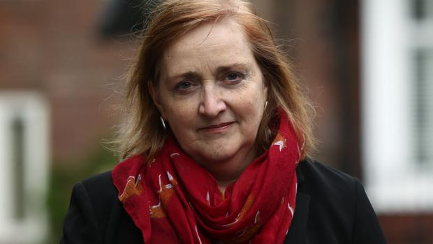 Emma Dent Coad is due to speak at a republican conference on the wedding day (Yui Mok/PA)