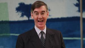 Jacob Rees-Mogg says he got it wrong about Labour leader's voting record on the Good Friday Agreement (Yui Mok/PA)