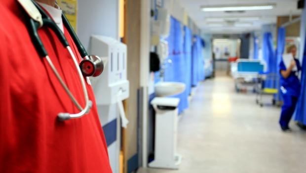 12 people die every day while on a health waiting list - a total of 22,000 in the last five years (stock photo)