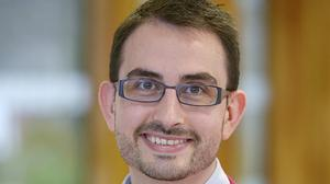 Dr Diego Gomez-Nicola said the next step was to find a drug that could be tested to see if it worked in humans (University of Southampton/PA)