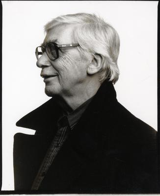 Edwin Morgan published 25 collections of poetry in his lifetime (Edwin Morgan Trust/PA)