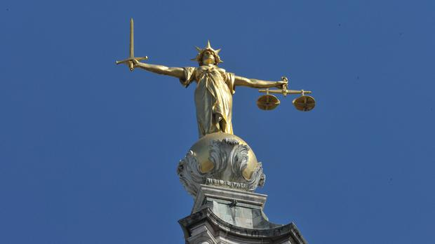 Figures show a sharp rise in the proportion of criminal cases waiting more than a year to be dealt with by crown courts (PA)