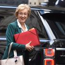 Business Secretary Andrea Leadsom has said relations with the US remain strong (David Mirzoeff/PA)