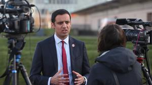 Labour MSP Anas Sarwar has said the party must change in the wake of the European elections (Jane Barlow/PA)