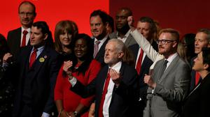 Labour's conference in Brighton has provided the first chance for the party to reflect on its advances at the general election (Gareth Fuller/PA)
