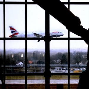 Heathrow was named in a list of the top 10 world airports