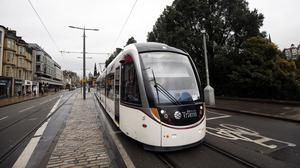 Rail investigators said the warning horn on trams should be louder (Danny Lawson/PA)